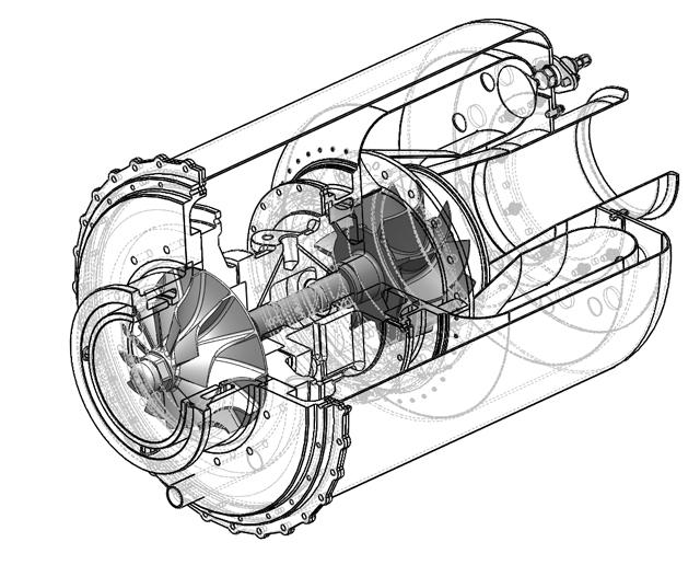Michael Fuchs Askance Turbojet