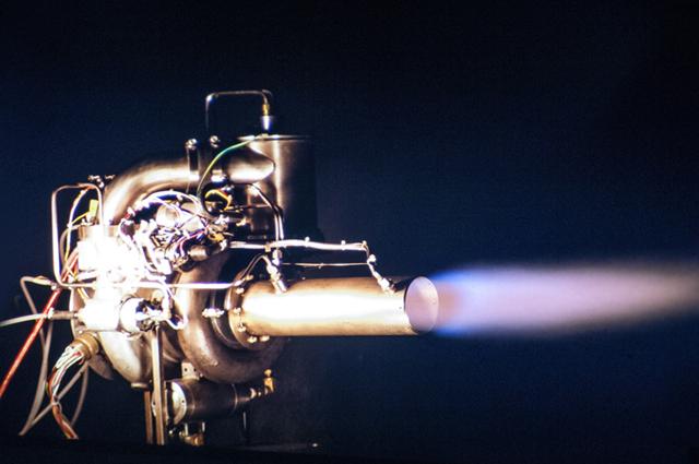 Michael Fuchs Augmented Centrifugal Turbojet