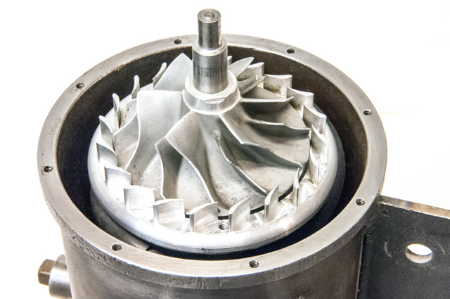 Michael Fuchs Ethanol Centrifugal Turbojet