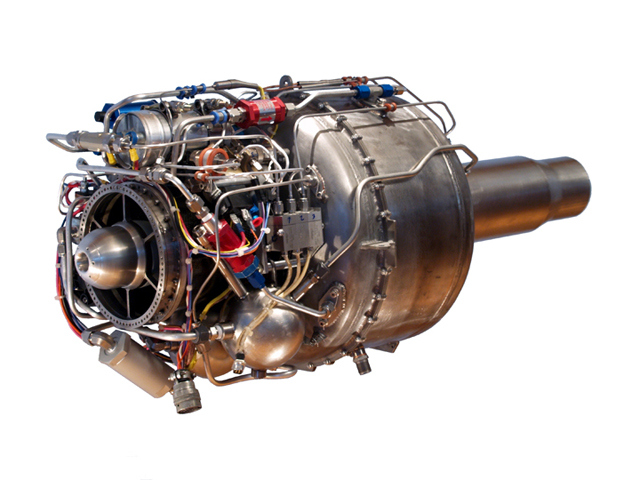 Michael Fuchs JA103 Turbojet Engine