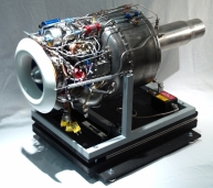 Michael Fuchs JA103 Turbojet Engine (3)