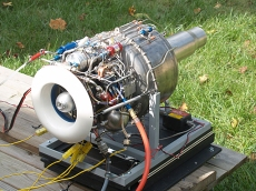 Michael Fuchs JA103 Turbojet Engine (7)