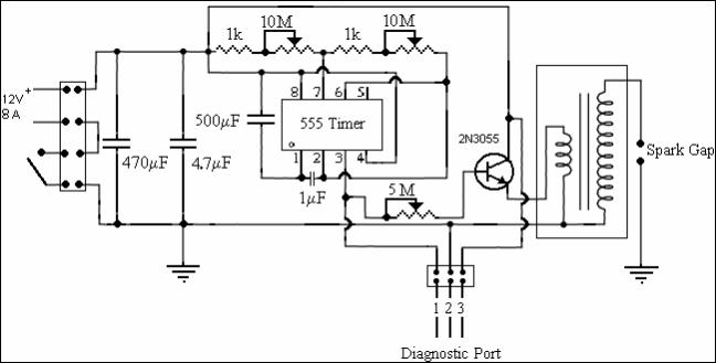 Michael Fuchs Jet Engine Ignition System